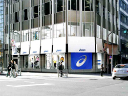 top-rated cheap factory authentic search for official ASICS STORE GINZA(アシックスストア東京)」が銀座にオープン