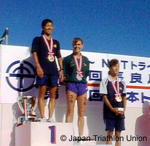NTT TRIATHLON JAPAN CUP SERIES...